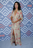 08 August  2017 - West Hollywood, California - Stephanie Beatriz.   2017 FOX Summer TCA held at SoHo House in West Hollywood. <br /> CAP/ADM/BT<br /> &copy;BT/ADM/Capital Pictures