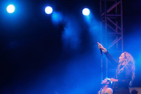 SÃO PAULO,SP, 07.11.2015 - FESTIVAL-PROMESSAS - Bruna Karla durante o Festival Promessas 2015, que acontece no Campo de Marte, zona norte de São Paulo, neste sábado, 7. (Foto: Douglas Pingituro/Brazil Photo Press)