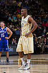 Codi Miller-McIntyre (0) of the Wake Forest Demon Deacons during first half action against the UNC Asheville Bulldogs at the LJVM Coliseum on November 14, 2014 in Winston-Salem, North Carolina.  The Demon Deacons defeated the Bulldogs 80-69  (Brian Westerholt/Sports On Film)