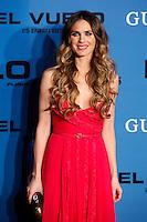 Actress Vanesa Romero attends the 'Flight' (El Vuelo) premiere at the Capitol cinema. January 22, 2013. (ALTERPHOTOS/Caro Marin) /NortePhoto