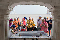 Golden Temple, Amritsar, Northern India, India