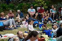 Hutt City Council - Rhythm and Reels at Percy's Scenic Reserve, Lower Hutt, New Zealand on Saturday 10 February 2018.<br /> Photo by Masanori Udagawa. <br /> www.photowellington.photoshelter.com