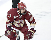 Brian Boyle - The Boston College Eagles defeated the Boston University Terriers 5-0 on Saturday, March 25, 2006, in the Northeast Regional Final at the DCU Center in Worcester, MA.