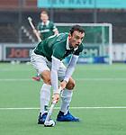 AMSTELVEEN - Diede van Puffelen (R'dam) tijdens de hoofdklasse competitiewedstrijd heren, AMSTERDAM-ROTTERDAM (2-2). COPYRIGHT KOEN SUYK