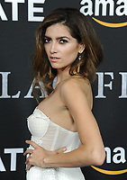 www.acepixs.com<br /> <br /> November 1 2017, LA<br /> <br /> Actress Blanca Blanco arriving at the premiere of 'Last Flag Flying' at the DGA Theater on November 1, 2017 in Los Angeles, California<br /> <br /> By Line: Peter West/ACE Pictures<br /> <br /> <br /> ACE Pictures Inc<br /> Tel: 6467670430<br /> Email: info@acepixs.com<br /> www.acepixs.com