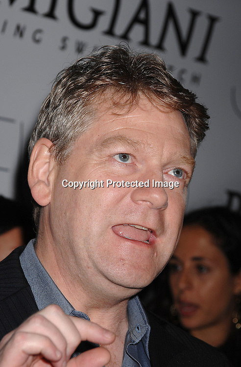 "Kenneth Branagh..arriving at The New York Premiere of ""Sleuth"" on ..October 2, 2007 at The Paris Theatre. The event was ..hosted bu Parmigiani Watch Company. ..Photo by Robin Platzer, Twin Images....212-935-0770"