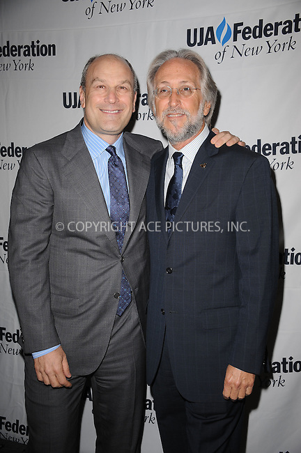 WWW.ACEPIXS.COM . . . . . ....June 18 2009, New York City....Barry Weiss, Chairman and CEO for RCA/Jive Label Group of Sony Music and Recording Academy President and CEO, Neil Portnow attending the 2009 UJA-Federation of New York Music Visionary Of The Year award luncheon at The Pierre Hotel on June 18, 2009 in New York....Please byline: KRISTIN CALLAHAN - ACEPIXS.COM.. . . . . . ..Ace Pictures, Inc:  ..tel: (212) 243 8787 or (646) 769 0430..e-mail: info@acepixs.com..web: http://www.acepixs.com