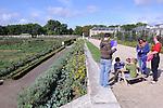 POTAGER DU ROY..Cadre : Plastique Danse Flore..Lieu: Potager du Roy..Ville : Versailles..le 18/09/2011..© Laurent Paillier / photosdedanse.com..All rights reserved