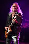POMPANO BEACH FL - FEBRUARY 10: Rickey Medlocke of Lynyrd Skynyrd performs at The Pompano Beach Amphitheater on February 10, 2017 in Pompano Beach, Florida. Photo by Larry Marano © 2017