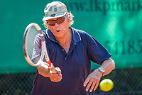 Etten-Leur, The Netherlands, August 27, 2017,  TC Etten, NVK, Etto van Waning (NED)<br /> Photo: Tennisimages/Henk Koster