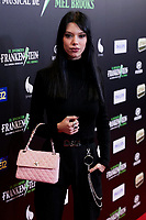 Alejandra Rubio attends to El Jovencito Frankenstein premiere at La Luz Philips Teather in Madrid, Spain. November 13, 2018. (ALTERPHOTOS/A. Perez Meca) /NortePhoto.com