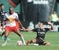 D.C. United vs New York Red Bulls, August 31, 2014