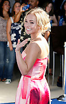 Actress Hayden Panettiere arrives at the 2008 Teen Choice Awards at the Gibson Amphitheater on August 3, 2008 in Universal City, California.