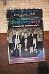 Poster Alan Bennett's, The History Boys, Wyndham's Theatre, London, England