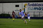 Real Santander venció como local 1-0 a Deportes Quindío. Semifinal ida Torneó Águila I-2017.