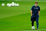 Tottenham Hotspur FC's coach Mauricio Pochettino during training session. October 16,2017.(ALTERPHOTOS/Acero)