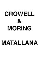 Crowell & Moring Matallana