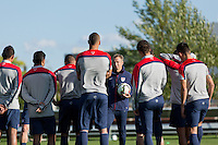USMNT Training, Wednesday, October 8, 2014