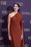 Garbine Muguruza attends to Vanity Fair 'Person of the Year 2019' Award at Teatro Real in Madrid, Spain.