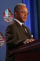 Stephen A. Perry (Praesident/Executive Director Pro Football Hall of Fame)<br /> Hall of Fame Selection Pressekonferenz<br /> *** Local Caption *** Foto ist honorarpflichtig! zzgl. gesetzl. MwSt. Auf Anfrage in hoeherer Qualitaet/Aufloesung. Belegexemplar an: Marc Schueler, Am Ziegelfalltor 4, 64625 Bensheim, Tel. +49 (0) 6251 86 96 134, www.gameday-mediaservices.de. Email: marc.schueler@gameday-mediaservices.de, Bankverbindung: Volksbank Bergstrasse, Kto.: 151297, BLZ: 50960101