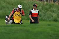 Lucas Bjerregaard (DEN) on the 13th fairway during the final round at the PGA Championship 2019, Beth Page Black, New York, USA. 20/05/2019.<br /> Picture Fran Caffrey / Golffile.ie<br /> <br /> All photo usage must carry mandatory copyright credit (© Golffile | Fran Caffrey)