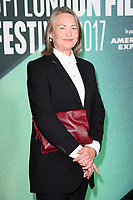 "Cherry Jones<br /> arriving for the London Film Festival 2017 screening of ""The Party"" at Embankment Gardens Cinema, London<br /> <br /> <br /> ©Ash Knotek  D3330  10/10/2017"