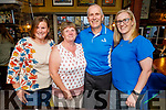 Dan McCarthy from Manor Village celebrating his birthday on Friday in the Brogue Inn. <br /> L to r: Vicky, Ann, Dan and Leanne  McCarthy.