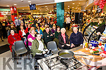 Cooking demo with Martin Shanahan at Garvey's SuperValu, Food & Wine Fair on Tuesday