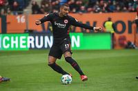 Kevin-Prince Boateng (Eintracht Frankfurt #17)<br /><br /><br /><br />, FC Augsburg - Eintracht Frankfurt, Football, Bundesliga, 04.02.2018 *** Local Caption *** © pixathlon