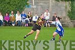 Castleisland's Marie Twomey and Abbeydorney's Breada Slattery.   Copyright Kerry's Eye 2008