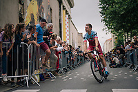 Tony Martin (DEU/Katusha-Alpecin) at the Team presentation in La Roche-sur-Yon<br /> <br /> Le Grand D&eacute;part 2018<br /> 105th Tour de France 2018<br /> &copy;kramon