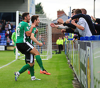 160827 Macclesfield Town v Lincoln City