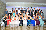 Coláiste Ide Dingle Debs was held in the Earl of Desmond Hotel, Tralee on Monday night and travelling to the debs were students from Killarney,Kilmoyley,.Kenmare and Clare.