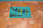 Bird Welcome Mat