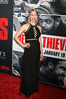 "LOS ANGELES - JAN 17:  Bettina Olivieri at the ""Den of Thieves"" Premiere at Regal LA Live Theaters on January 17, 2018 in Los Angeles, CA"