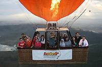 20121102 November 02 Hot Air Balloon Gold Coast
