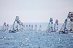 ISAF Sailing World Cup Hyères - Fédération Française de Voile. 49erFX