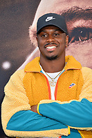 """LOS ANGELES, CA: 01, 2020: Amani Oruwariye at the world premiere of """"The Way Back"""" at the Regal LA Live.<br /> Picture: Paul Smith/Featureflash"""
