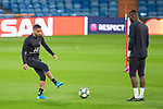 PSG's Players Dagba during training session. <br /> November 25 ,2019.<br /> (ALTERPHOTOS/David Jar)