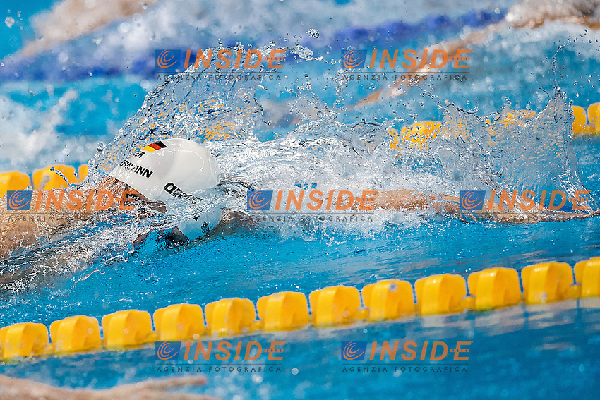 Biedermann Paul GER<br /> 200 freestyle men<br /> Rio de Janeiro 06-08-2016 XXXI Olympic Games <br /> Olympic Aquatics Stadium <br /> Swimming heats 07/08/2016<br /> Photo Andrea Staccioli/Deepbluemedia/Insidefoto