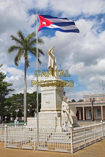 Monument to Jose Marti, Parque Jose Marti, Plaza de Armas, Cienfuegos, Cienfuegos Province, Cuba