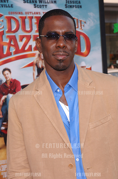 Actor TOBI GADISON at the Los Angeles premiere of his new movie The Dukes of Hazzard..July 28, 2005 Los Angeles, CA.© 2005 Paul Smith / Featureflash