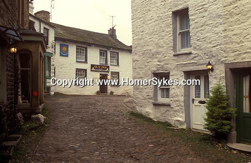 The Village Pub. Sun Inn, Dent, Cumbria.  England
