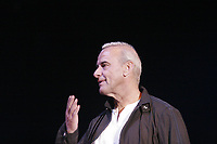 Michel Fugain et Zoé aux Muzik'elles de Meaux 2006<br /> Credit : Grouille/DALLE