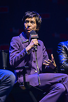 """NEW YORK - OCTOBER 5: Sonoya Mizuno attends the panel for FX's """"DEVS"""" during the 2019 NY Comic-Con at Hammerstein Ballroom on October 5, 2019 in New York City. (Photo by Anthony Behar/FX/PictureGroup)"""