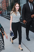 NEW YORK, NY - SEPTEMBER 8: Alycia Debnam Carey at AOL BUILD  on September 8, 2017 in New York City. <br /> CAP/MPI/DIE<br /> &copy;DIE/MPI/Capital Pictures
