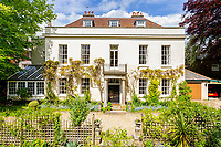 BNPS.co.uk (01202 558833)<br />Pic: Savills/BNPS<br /><br />Live like the Mayor of Casterbridge in this magnificent Georgian house that may also have helped inspire a young Thomas Hardy to become an architect.<br /><br />South Lodge is in the street Hardy's fictional Mayor lived, and is described as the 'most handsome home in Dorchester' the county town that Hardy called Casterbridge in his novels.<br /><br />As a schoolboy Hardy would have walked past the six bed house on a daily basis on his way to and from school.<br /><br />And when he became a trainee architect he worked at a local company just a few doors down from South Lodge.