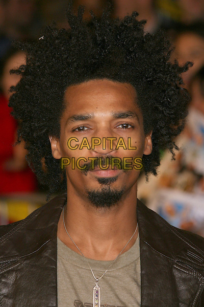 "EDDIE STEEPLES.""Reno 911: Miami"" Premiere presented by Twentieth Century Fox - Arrivals held at the Grauman's Chinese Theater, Hollywood, California, USA..February 15th, 2007.headshot portrait big hair goatee mustache facial hair .CAP/ADM/ZL.©Zach Lipp/AdMedia/Capital Pictures"