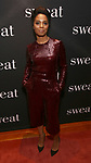 "Michelle Wilson attends the after party for the Broadway Opening Night of ""Sweat"" at Brasserie 8 1/2 on March 26, 2017 in New York City."