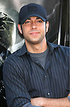 """Actor Zachary Levi arrives at the 2008 Los Angeles Film Festival's """"HellBoy: II The Golden Army"""" Premiere at the Mann Village Westwood Theater on June 28, 2008 in Westwood, California."""